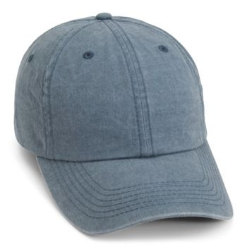 The Newport Adjustable Pigment-Dyed Cap Thumbnail